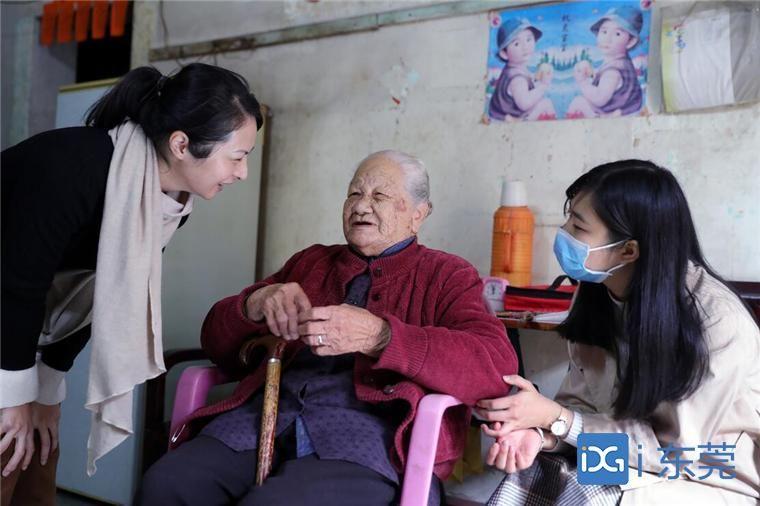 新春走基层丨陈奶奶的幸福生活