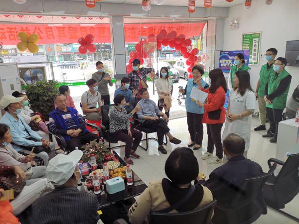 """东莞市聋人协会携手爱心企业开展""""爱耳日""""宣传趣味活动"""